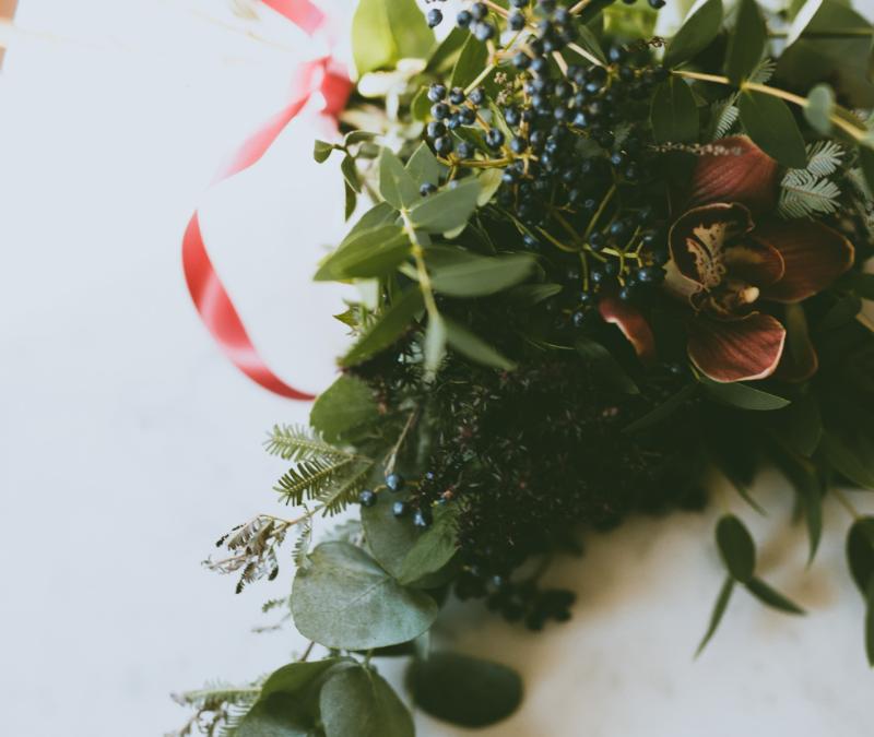 Quoi faire avec ton bouquet de fleurs mise à l'eau